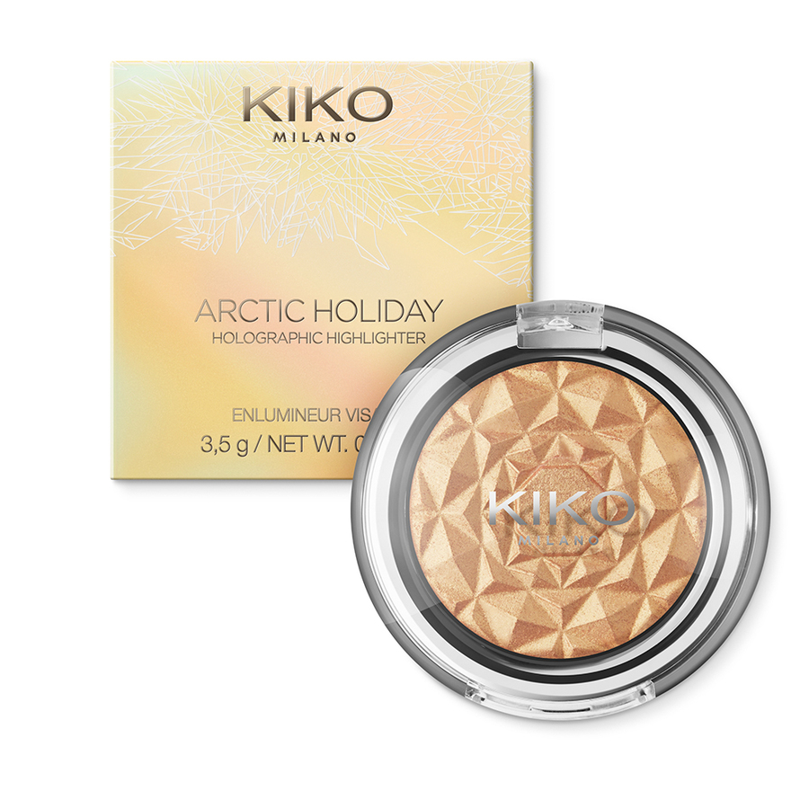ARCTIC HOLIDAY Holographic Highlighter 02